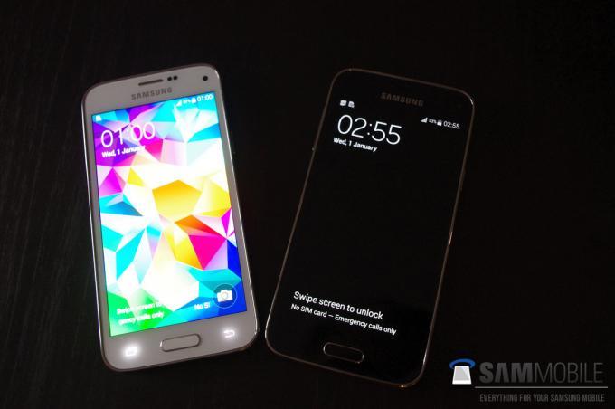 Samsung S5 Mini: Erste Bilder und Details des kleinen Smartphone-Bruders aufgespürt