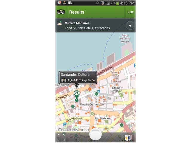 TripAdvisor: Kostenlose Reise-Apps für die 12 WM-Austragungsstätten ab sofort erhältlich