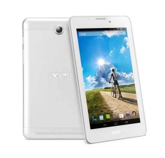 Acer Iconia Tab 7 HD: 7 Zoll-Phablet als günstigere Einsteiger-Alternative zum Galaxy Note 8.0