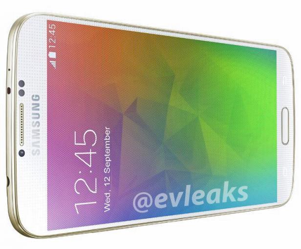 Samsung Galaxy F oder S5 Prime: Erste Bilder des Premium-Smartphones durchgesickert