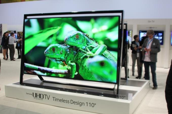 Samsung S9 Zoll : samsung uhd tv s9 110 zoll smart tv f r knapp ~ Kayakingforconservation.com Haus und Dekorationen