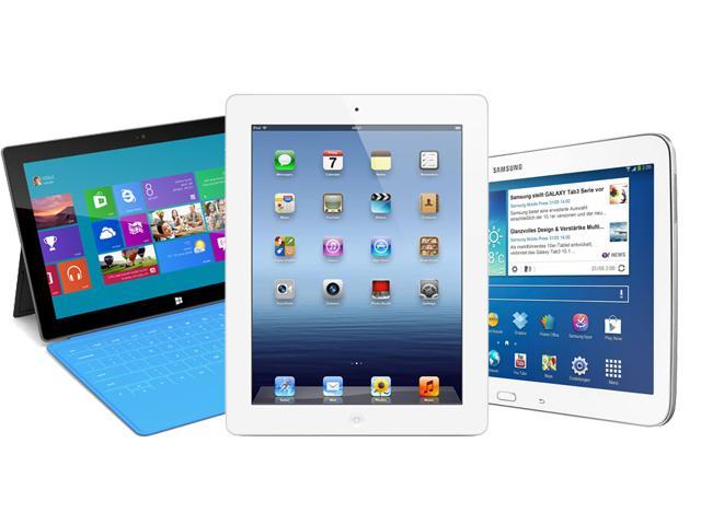 iOS, Android oder Windows: 10 Entscheidungshilfen für das passende Tablet