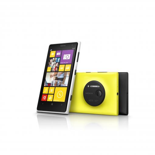 Das Lumia 1020 von Nokia hat sogar eine 41-Megapixel-Kamera und ein hochwertiges Zeiss-Objektiv. Allerdings ist das Display mit 4,5-Zoll (11,8 Zentimeter) etwas klein für die mobile Bildbearbeitung.