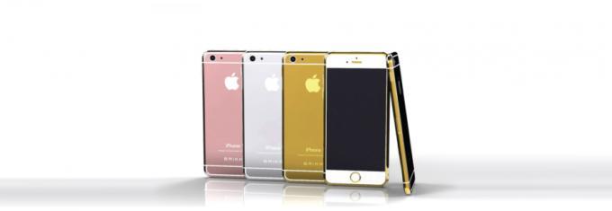 Luxus-iPhone 6 ab sofort vorbestellbar