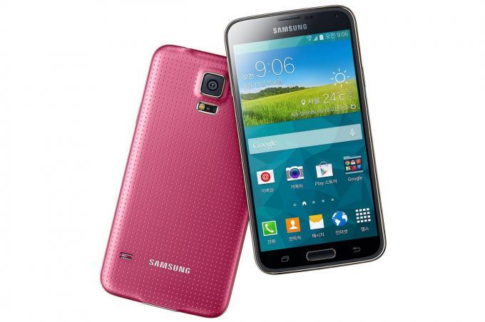 Galaxy S5 kommt als LTE-A-Variante nach Europa