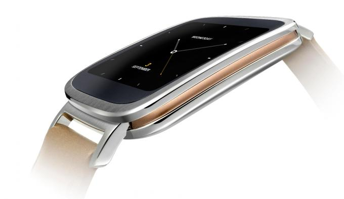 Ernstzunehmender iWatch-Konkurrent: Asus stellt schicke Zenwatch vor