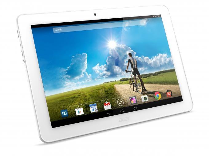 Acer Iconia Tab 10 und Tab 8 W im Hands-On-Video: Outdoor-Begleiter und Einsteiger-Tablet mit Mittelklasseleistung
