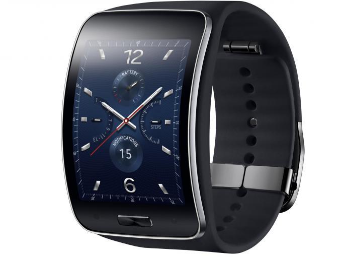 Samsung Gear S: Verkaufsstart der Smartwatch am 17. Oktober