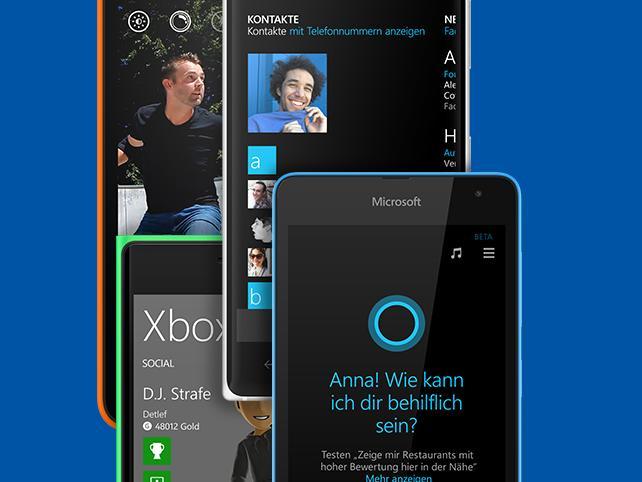Windows Phones sind in Europa deutlich beliebter als im Rest der Welt