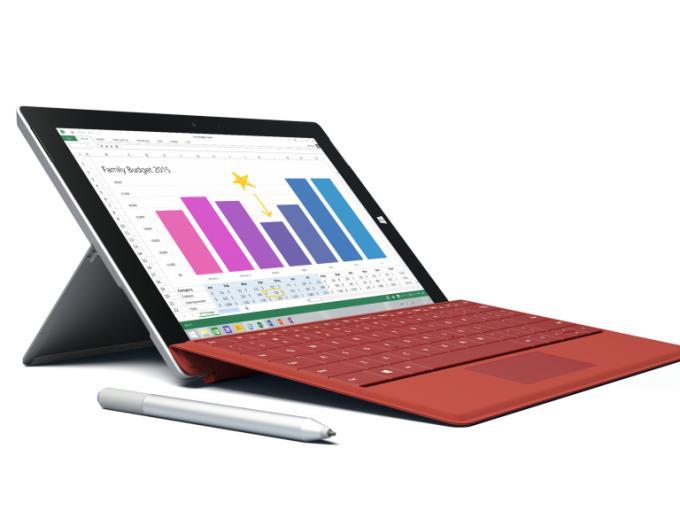 Das Surface 3 wird ein direkter Konkurrent zu Apples MacBook Air sein
