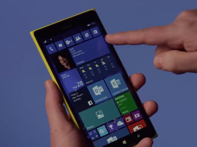 Project Spartan: Neue Windows 10 Technical Preview für das Smartphone kommt mit neuem Browser