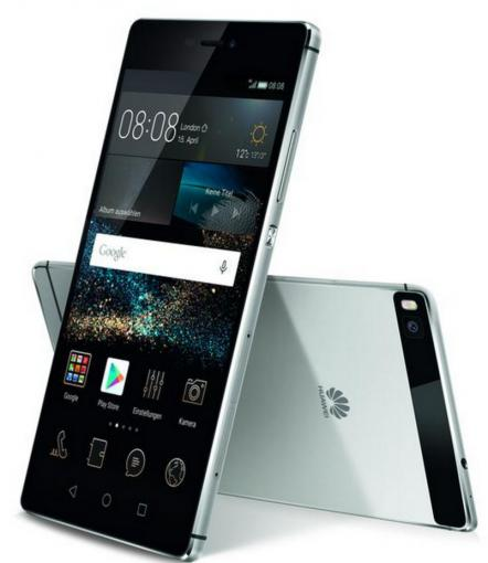 Neues Smartphone-Flaggschiff aus China: Huawei präsentiert das P8