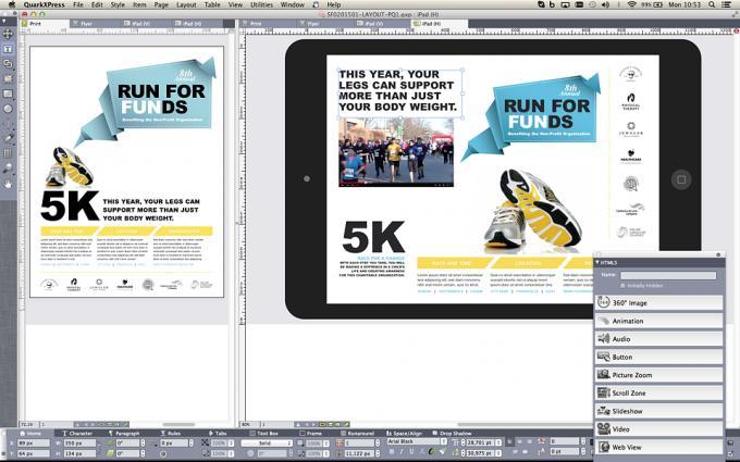 QuarkXPress für Digital Publishing ...
