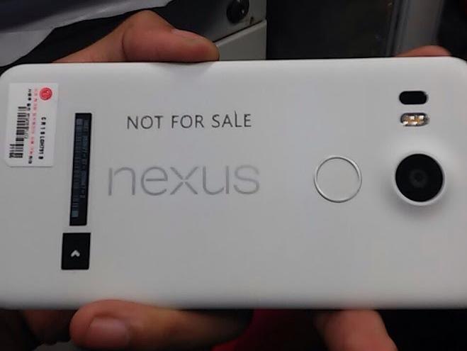Ein erstes Foto des Nexus wurde geleakt