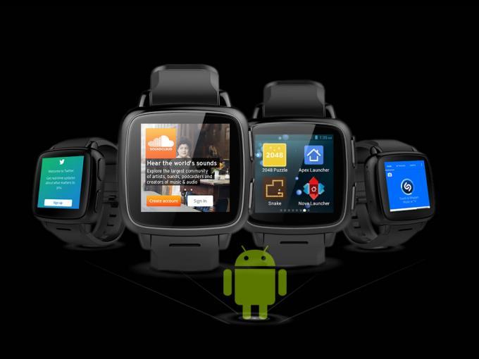 Omate hat zwei neue Smartwatches vorgestellt