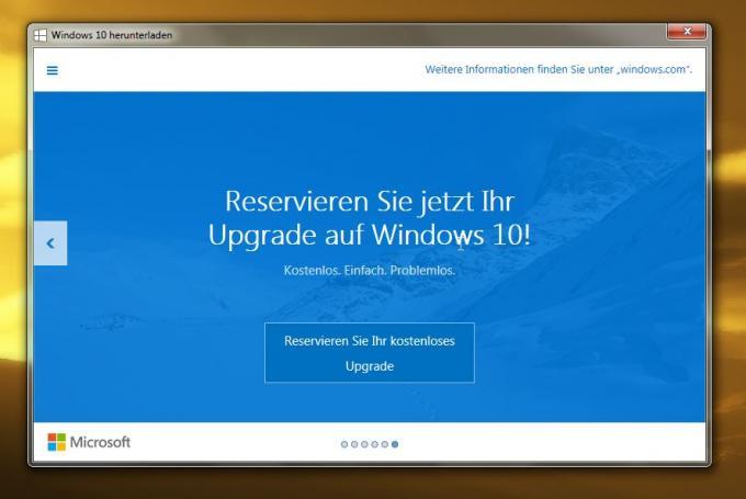 Windows 10 statt Windows-Update - Microsoft forciert den Wechsel auf das neue System