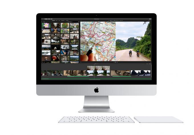 Apples neue iMacs gibt es im Apple Store zu kaufen