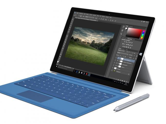 Vom Tablet zum Laptop