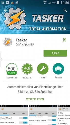 Google Play Store - das Herzstück von Android