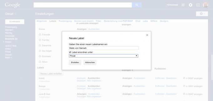 GMail: Das kann Googles Nachrichten-App