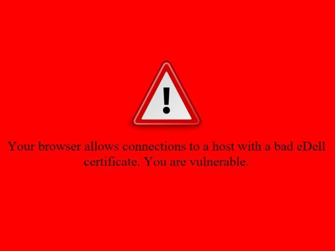 Überprüft unbedingt, ob euer Dell-Rechner dieses unsichere Root-Zertifikat besitzt
