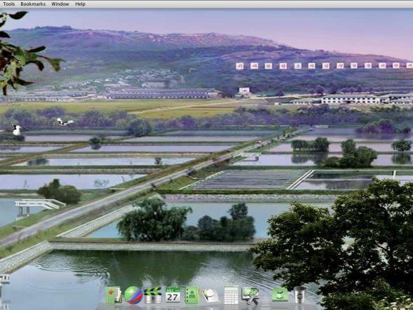 Nordkorea hat ein eigenes Betriebssystem