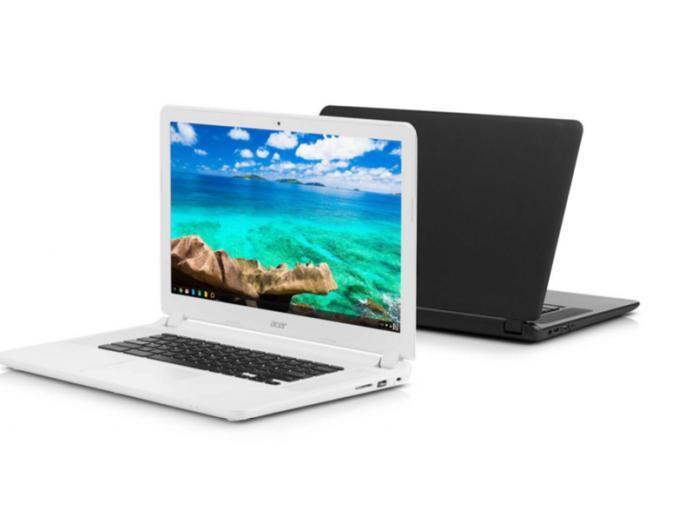 Chromebooks sind in Klassenzimmern erfolgreicher als iPads