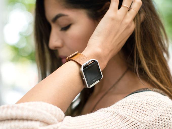Fitbits Fitness-Smartwatch kommt im März