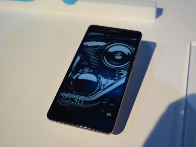 Das Honor 5X besitzt ein 5,5 Zoll-Display