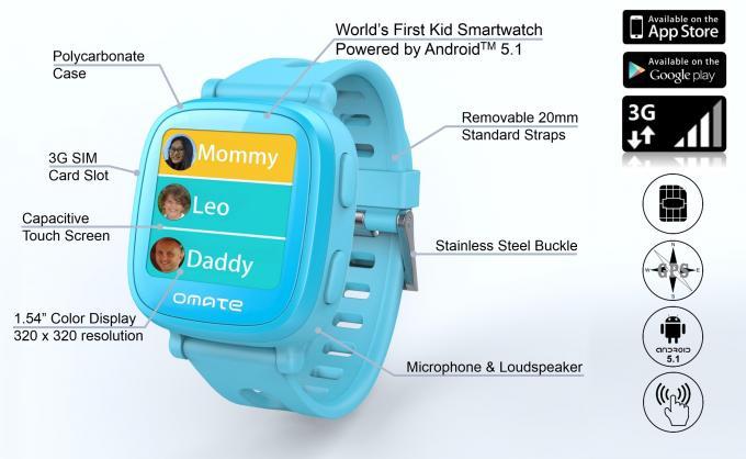 Die Uhr muss nicht mit einem Smartphone gekoppelt werden