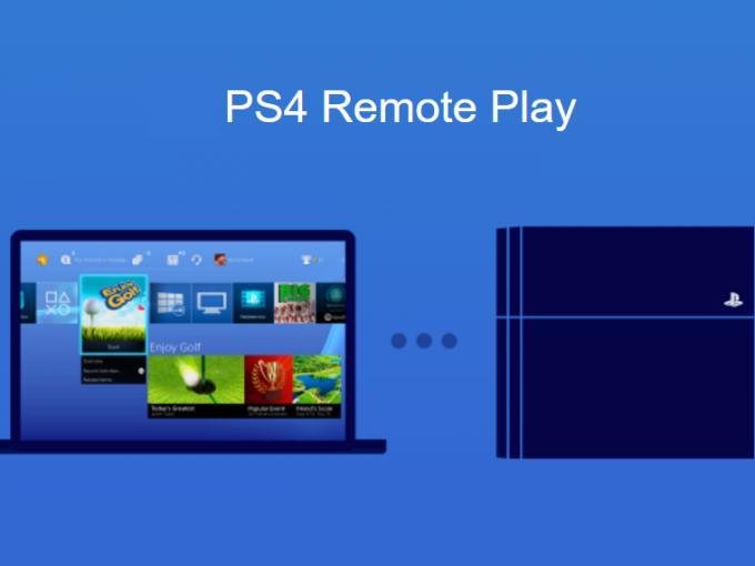 Dank Remote Play können Spiele von der PS4 auf den Mac gestreamt werden