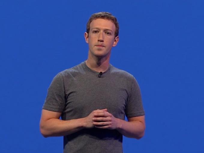 Zuckerberg stellte auf der F8 Bots für den Messenger vor
