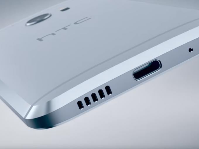 Das HTC 10 kommt mit USB-Type-C und AirPlay