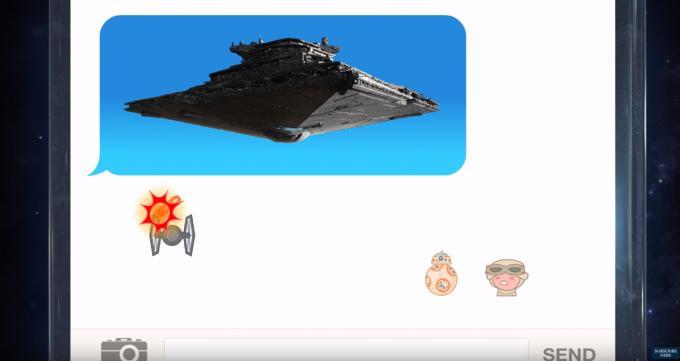 """Disney hat """"Emoji-Star Wars"""" veröffentlicht"""
