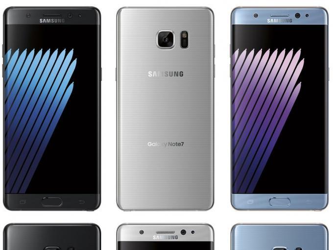 Wird so das Galaxy Note 7 aussehen?