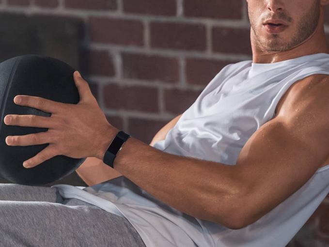 Der Fitbit Charge 2 ist schon fast eine Smartwatch