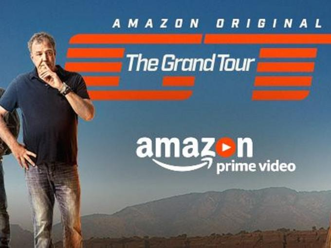 The Grand Tour geht über 4 Kontinente