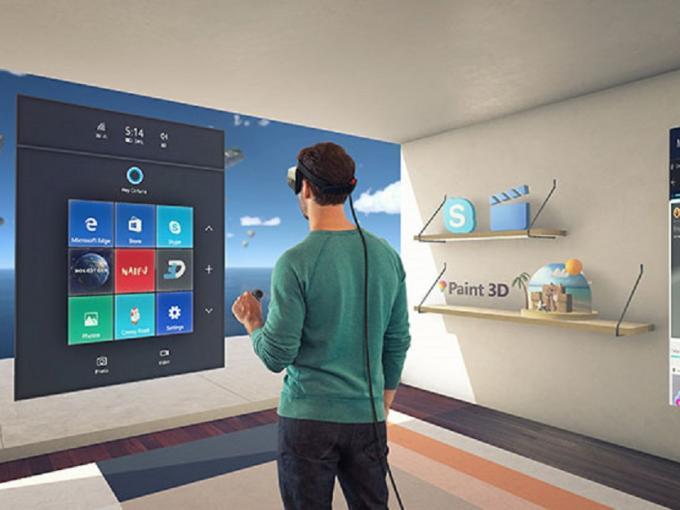 Windows 10 wird VR-fähig