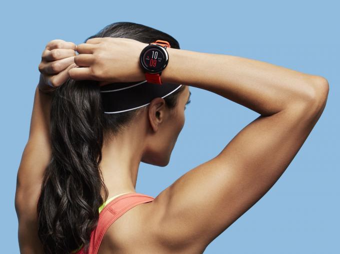 Amazfit Pace ähnelt einer Smartwatch, ist aber keine