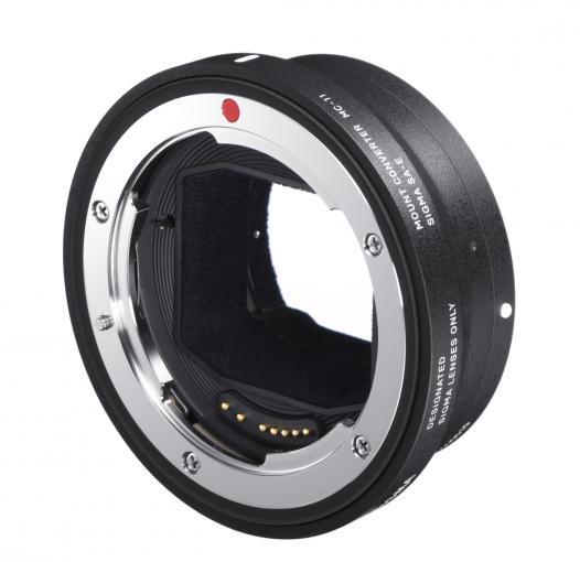Objektiv-Anschluss-Coverter SIGMA MC-11