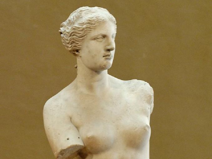 Ist die Venus von Milo schon zu nackt?