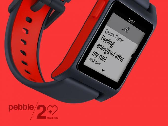 Die Pebble 2 ist die letzte Smartwatch des Unternehmens