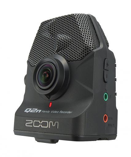 Handy Video Recorder Zoom Q2n