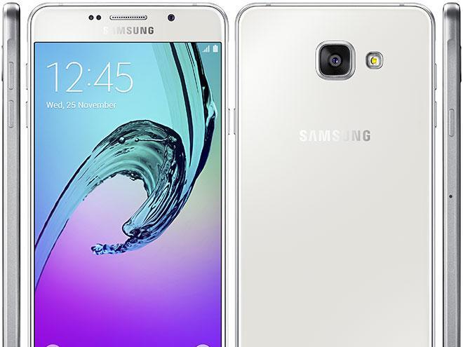 Das aktuelle Galaxy A7