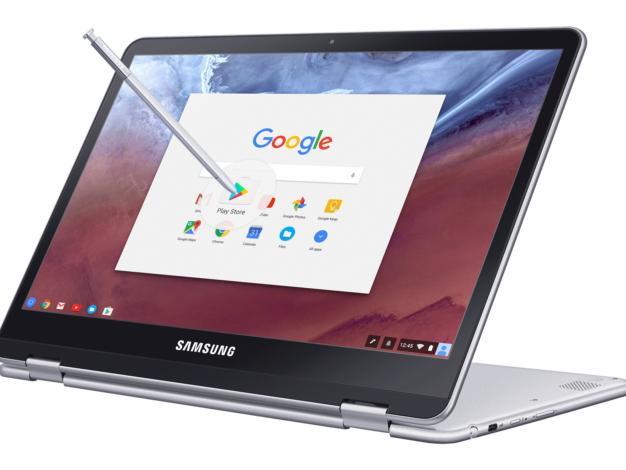 Samsung stellt neue Chromebooks vor