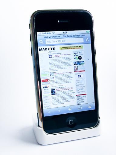 Bereits das erste iPhone-Modell war ein Riesenerfolg