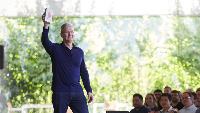 Ein Grund zum Feiern: Apple verkaufte inzwischen mehr als 1 Milliarde iPhones