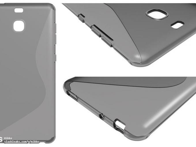 Die Hülle soll auf das Galaxy S8 passen