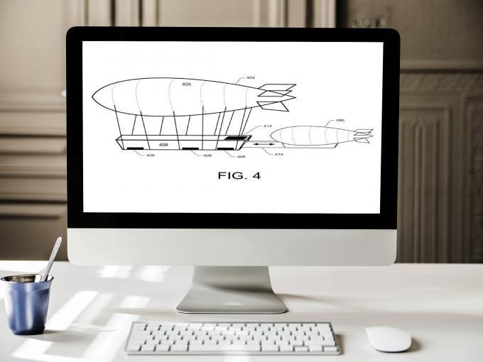 Dreht es sich bei den Tests um Amazons fliegende Warenhäuser?