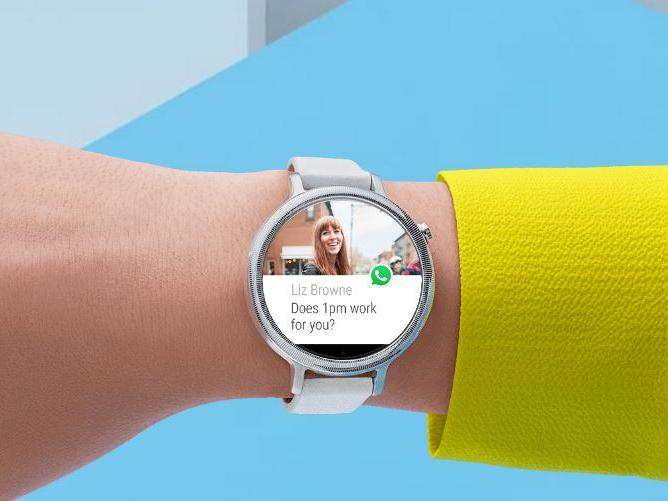 Android Wear bekommt ein großes Update